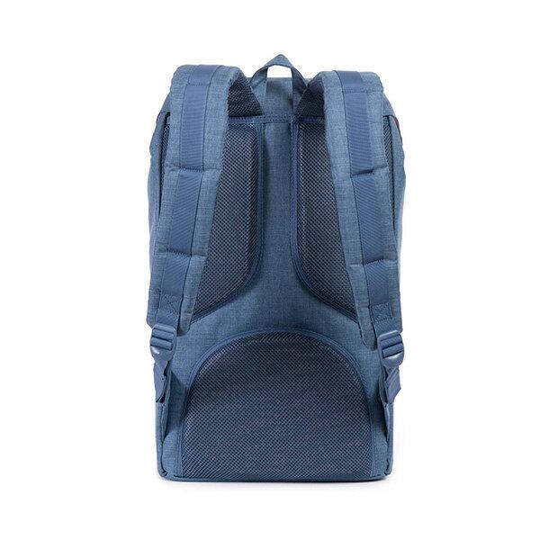 【EST】HERSCHEL LITTLE AMERICA 15吋電腦包 後背包 土耳其藍 [HS-0014-738] F0810 3