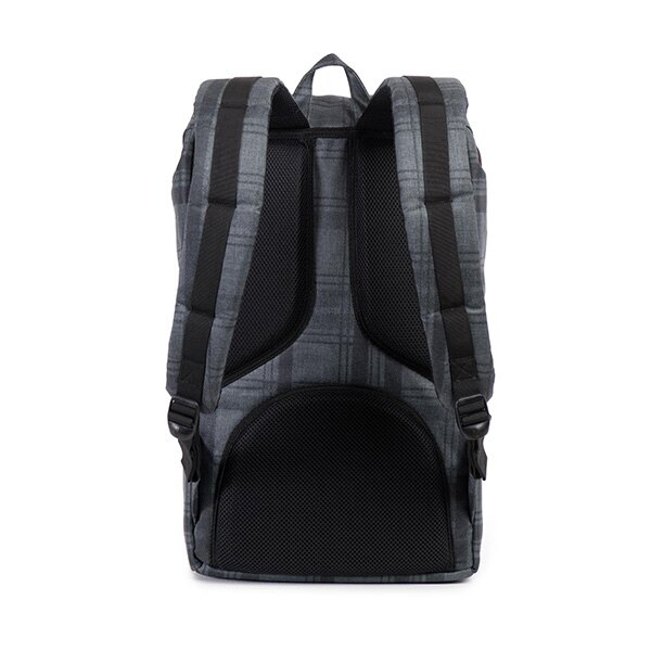 【EST】HERSCHEL LITTLE AMERICA 15吋電腦包 後背包 格紋 黑 [HS-0014-754] F0810 3