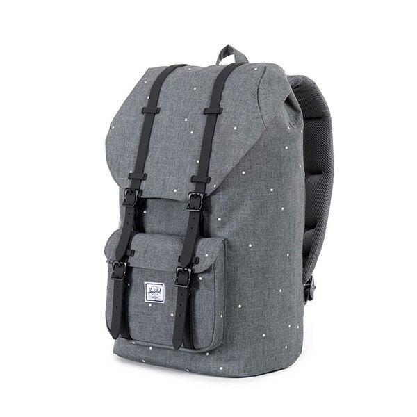 【EST】HERSCHEL LITTLE AMERICA 15吋電腦包 後背包 點點 灰 [HS-0014-756] F0810 2