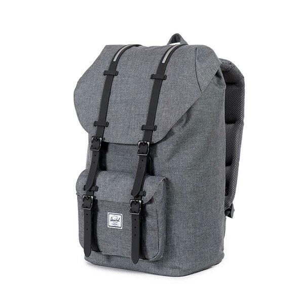 【EST】HERSCHEL LITTLE AMERICA 15吋電腦包 後背包 灰 [HS-0014-792] F0810 2