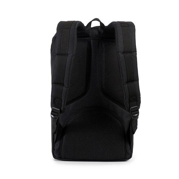 【EST】HERSCHEL LITTLE AMERICA 15吋電腦包 後背包 菱格紋 黑 [HS-0014-866] F1019 3