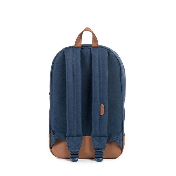 【EST】HERSCHEL HERITAGE MID 中款 豬鼻 13吋電腦包 後背包 藍 [HS-0019-007] F1019 3