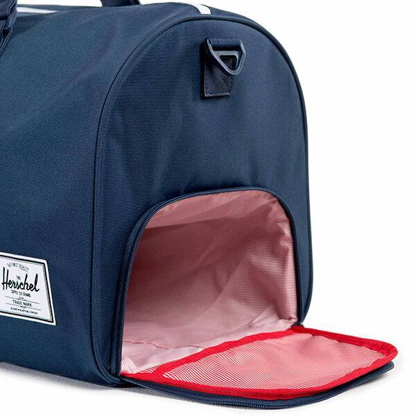 【EST】HERSCHEL NOVEL 圓筒 多功能 鞋箱 手提袋 旅行包 藍 [HS-0026-534] F0810 2