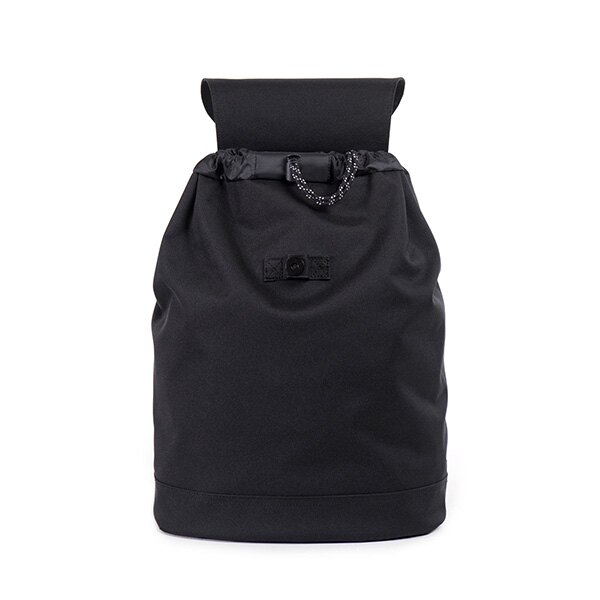 【EST】HERSCHEL REID MID 中款 束口 扣式 後背包 黑 [HS-0184-001] F0810 1