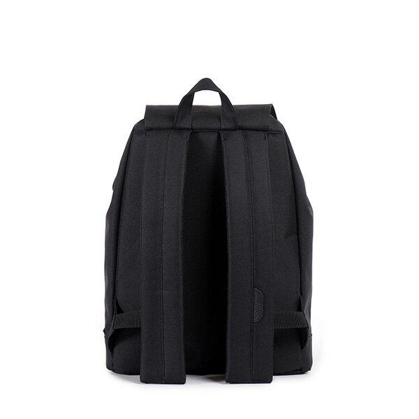 【EST】HERSCHEL REID MID 中款 束口 扣式 後背包 黑 [HS-0184-001] F0810 3