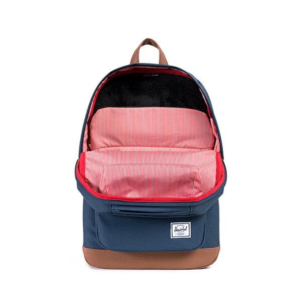【EST】HERSCHEL POP QUIZ MID 中款 13吋電腦包 後背包 藍 [HS-0211-007] F1019 1