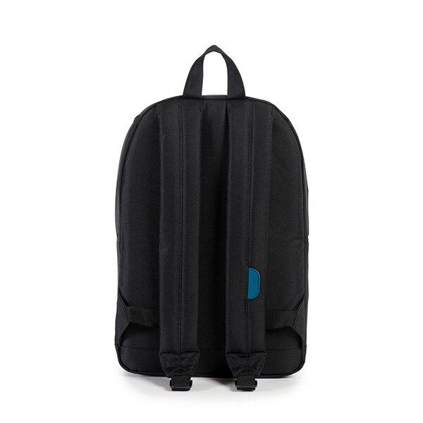 【EST】HERSCHEL POP QUIZ MID 中款 13吋電腦包 後背包 黑藍 [HS-0211-869] F1019 3