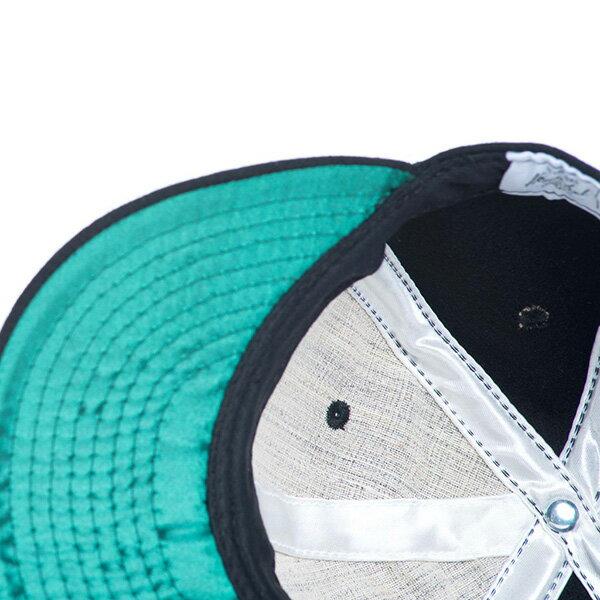 【EST】HERSCHEL RUNDLE 羊毛 後調式 棒球帽 黑 [HS-1009-014] F0819 2