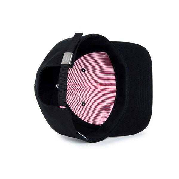 【EST】HERSCHEL ALBERT 後調式 棒球帽 黑 [HS-1020-001] F0819 2