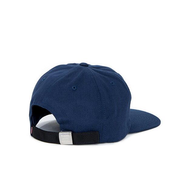 【EST】HERSCHEL ALBERT 後調式 棒球帽 深藍 [HS-1020-004] F0819 1