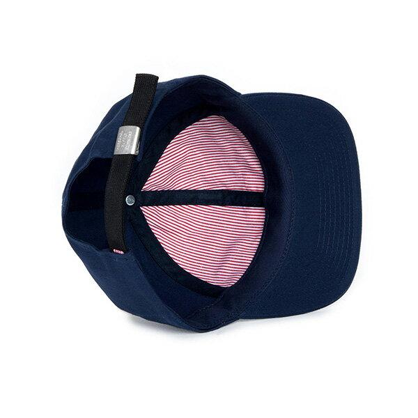 【EST】HERSCHEL ALBERT 後調式 棒球帽 深藍 [HS-1020-004] F0819 2