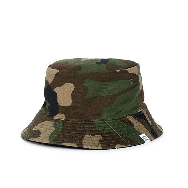 【EST】HERSCHEL LAKE 雙面 漁夫帽 點點 迷彩 [HS-1025-080] S/L F0819 0