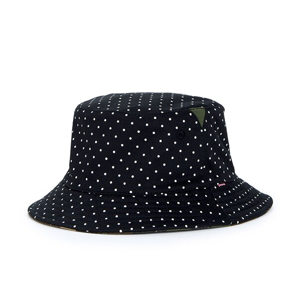 【EST】HERSCHEL LAKE 雙面 漁夫帽 點點 迷彩 [HS-1025-080] S/L F0819 1