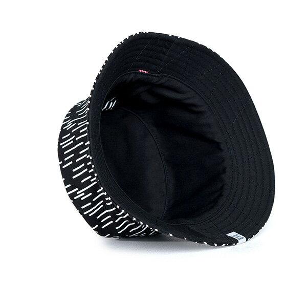 【EST】HERSCHEL LAKE RAINDROP 雙面 漁夫帽 雨滴 黑 [HS-1025-103] F1023 2