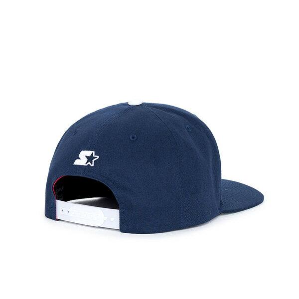 【EST】Herschel Team 刺繡 獵犬 後扣 棒球帽 藍 [HS-1038-099] F0819 1