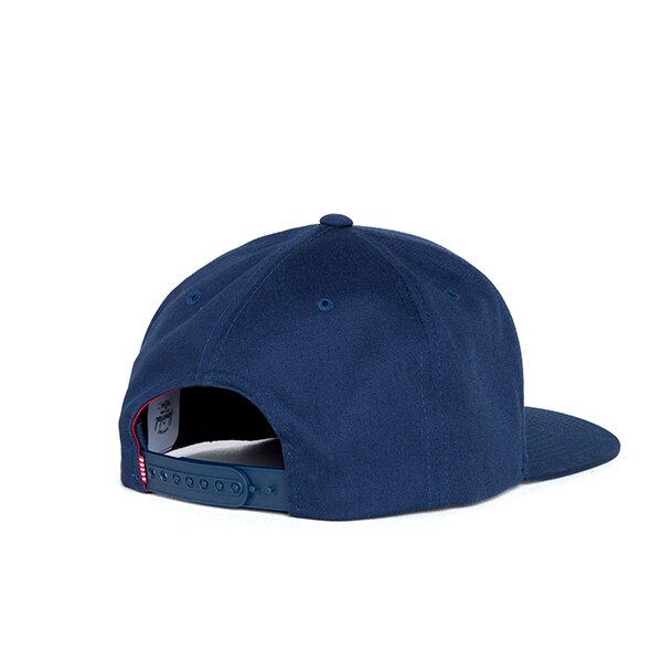 【EST】HERSCHEL TOBY 大H 後扣 棒球帽 藍 [HS-1041-004] F1023 1