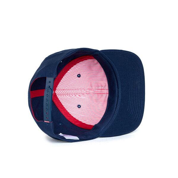 【EST】Herschel Toby 大h 後扣 棒球帽 藍 [HS-1041-004] F1023 2