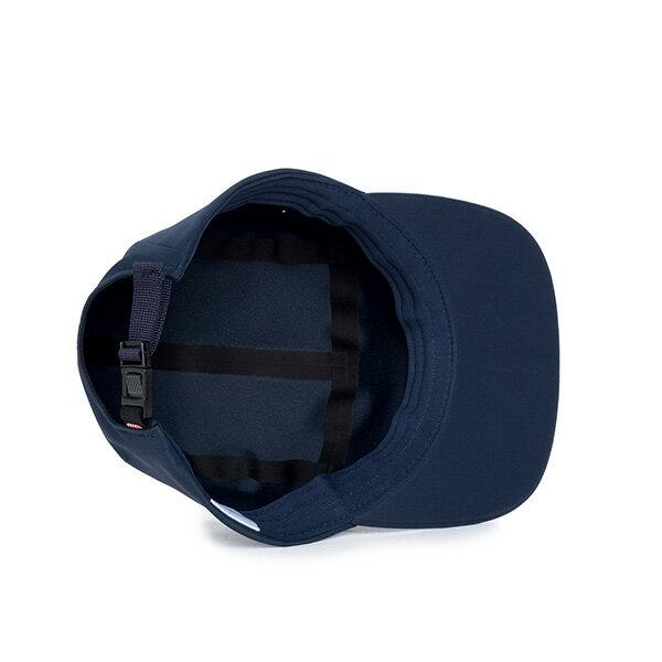 【EST】Herschel Glendale 無縫線 後扣式 五分割帽 深藍 [HS-1042-076] F0819 2