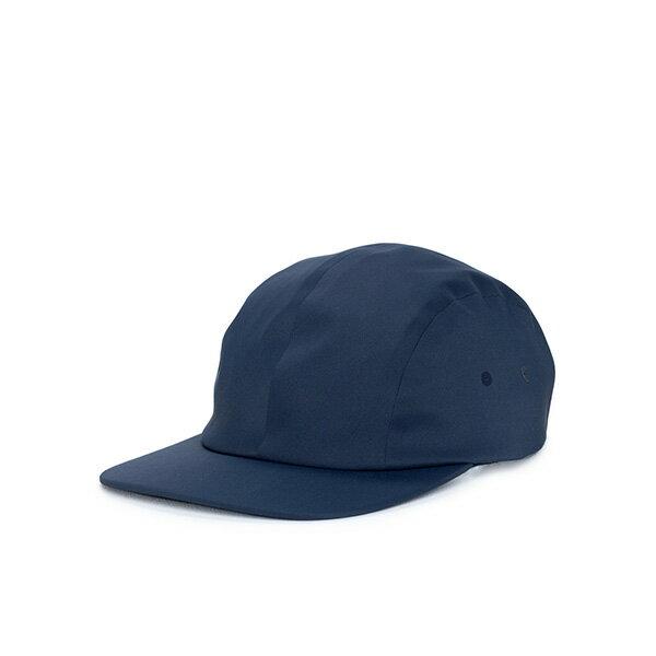 【EST】HERSCHEL OWEN 無縫線 後扣式 四分割帽 深藍 [HS-1043-076] F0819 0