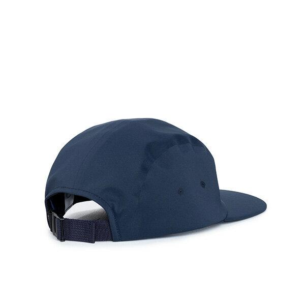 【EST】HERSCHEL OWEN 無縫線 後扣式 四分割帽 深藍 [HS-1043-076] F0819 1