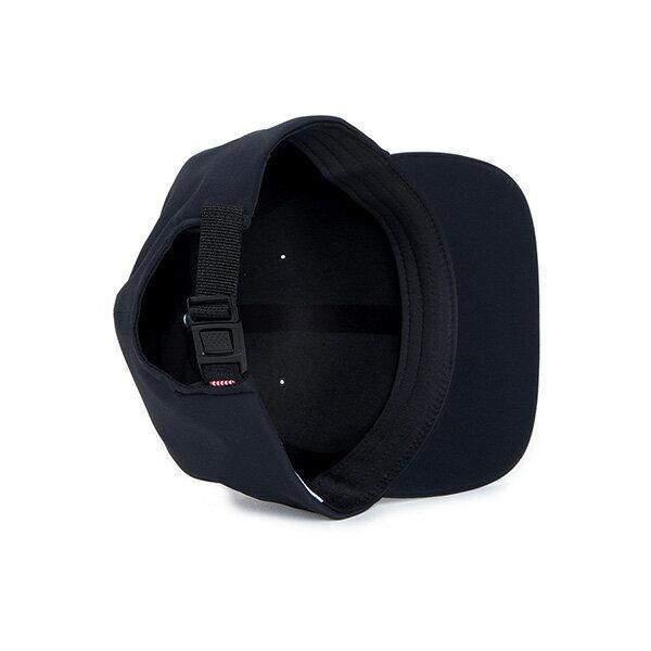 【EST】Herschel Albert 無縫線 後扣式 棒球帽 黑 [HS-1044-075] F0819 2