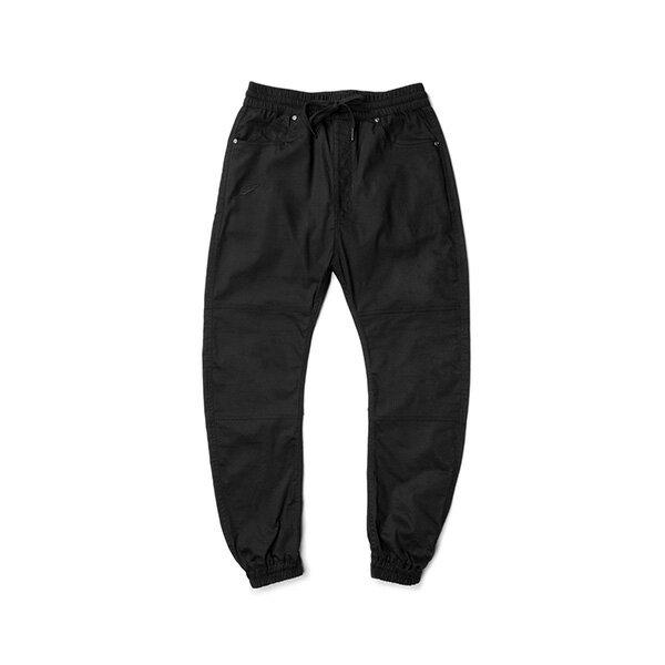 【EST】Publish Arch Jogger 抽繩 綁帶 長褲 工作褲 束口褲 黑 [PL-5351-002] F1002 0