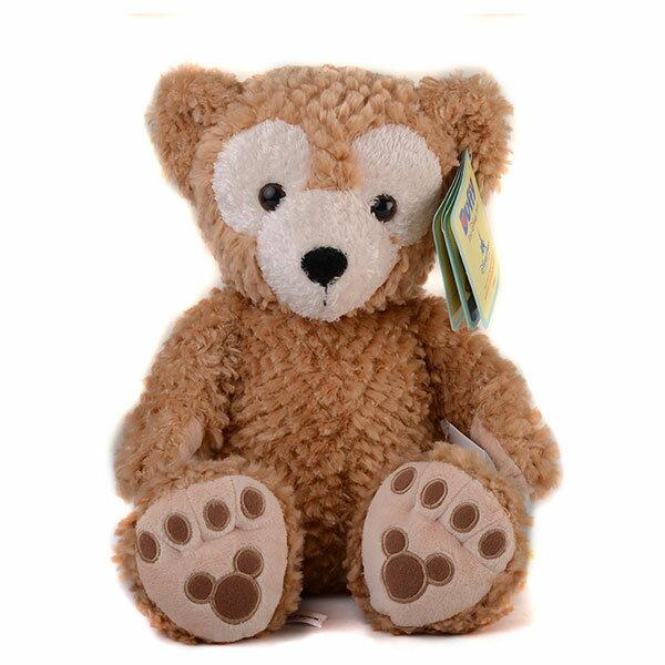 【EST】Disney 迪士尼 Duffy 達菲熊 杜菲熊 玩偶 娃娃 [DS-4020] 小 E1110 0