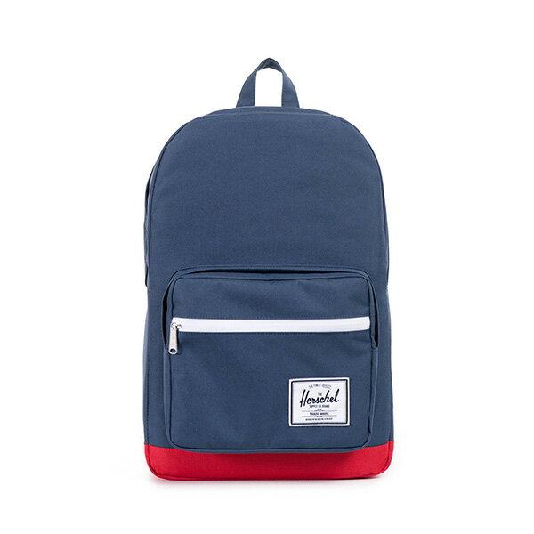 【EST】HERSCHEL POP QUIZ 15吋電腦包 後背包 藍紅 [HS-0011-018] F0421 0