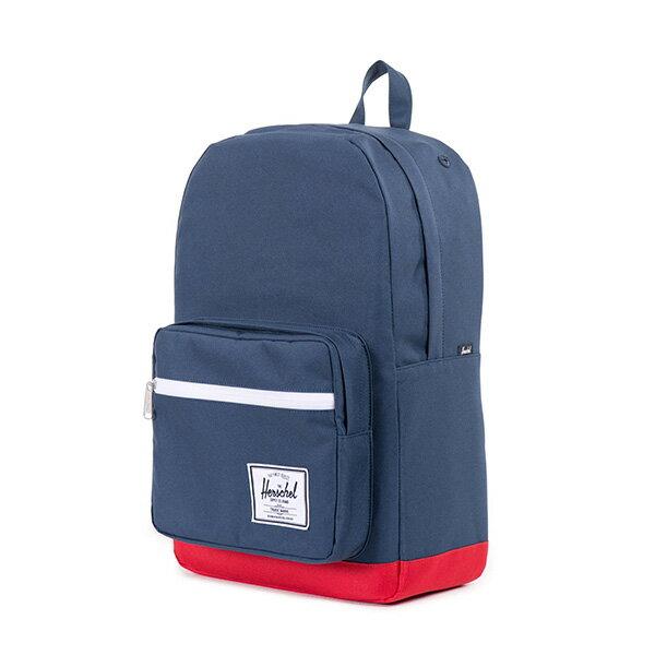 【EST】HERSCHEL POP QUIZ 15吋電腦包 後背包 藍紅 [HS-0011-018] F0421 2