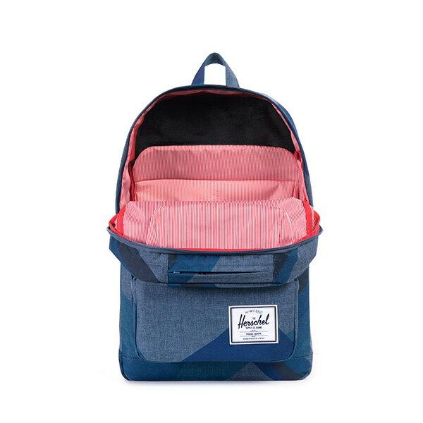 【EST】HERSCHEL POP QUIZ 15吋電腦包 後背包 水墨 藍 [HS-0011-705] F0421 1