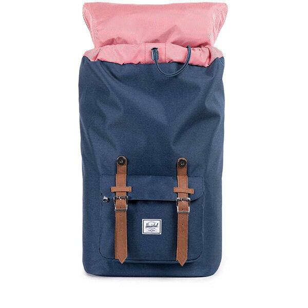 【EST】HERSCHEL LITTLE AMERICA 15吋電腦包 後背包 藍 [HS-0014-007] F0810 1