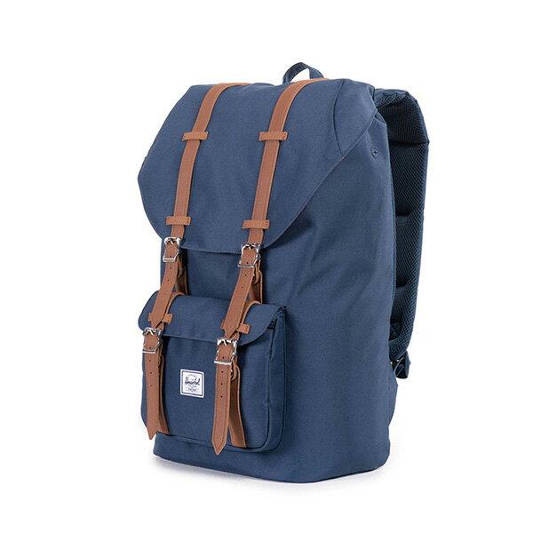 【EST】HERSCHEL LITTLE AMERICA 15吋電腦包 後背包 藍 [HS-0014-007] F0810 2