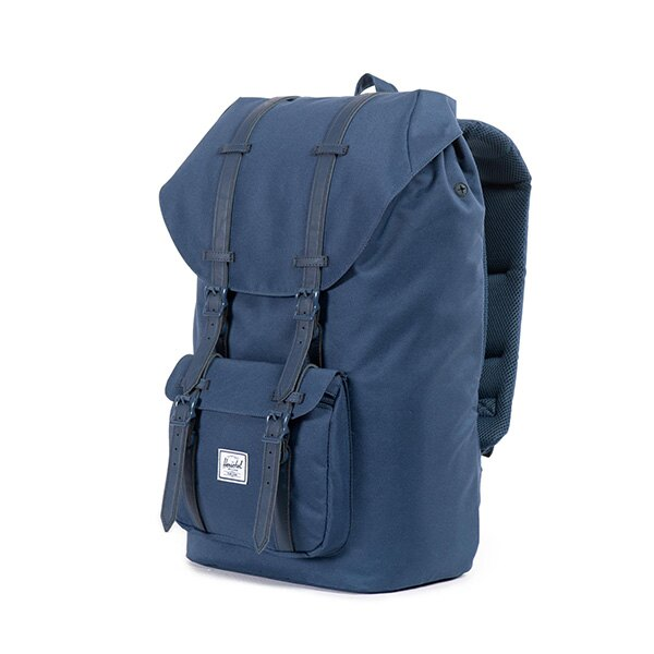 【EST】HERSCHEL LITTLE AMERICA 15吋電腦包 後背包 全藍 [HS-0014-534] F0810 2