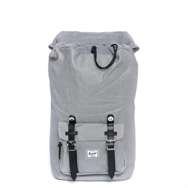 【EST】HERSCHEL LITTLE AMERICA 15吋電腦包 後背包 麻灰 [HS-0014-715] F0429 2