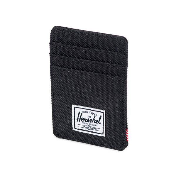 【EST】Herschel Raven Wallet 直式 卡夾 名片夾 證件套 鈔票夾 黑 [HS-0048-001] F0421 2