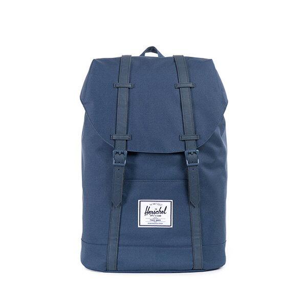【EST】HERSCHEL RETREAT 15吋電腦包 後背包 全藍 [HS-0066-534] F0810 0