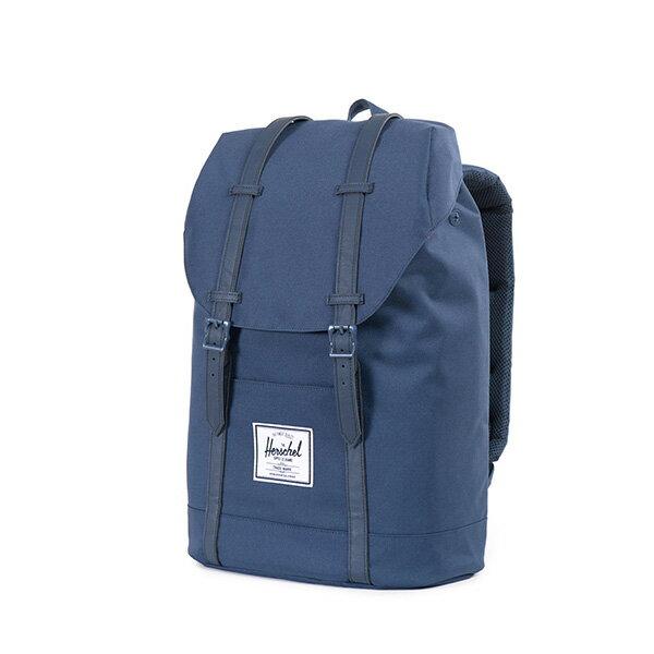 【EST】HERSCHEL RETREAT 15吋電腦包 後背包 全藍 [HS-0066-534] F0810 2