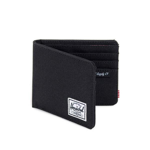 【EST】HERSCHEL ROY WALLET 短夾 皮夾 錢包 黑 [HS-0069-165] F0421 1
