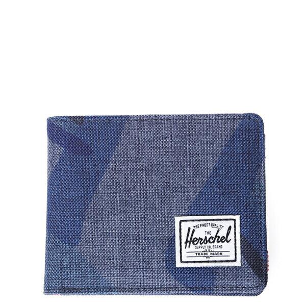 ★整點特賣限時5折★【EST】Herschel Roy Wallet 短夾 皮夾 錢包 水墨 藍 [HS-0069-705] F0429【12/06憑優惠券代碼 SS_20161206。滿888再折100】 0