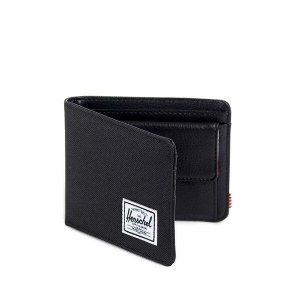 【EST】HERSCHEL HANK COIN WALLET 短夾 皮夾 零錢包 黑 [HS-0149-001] F0421 2