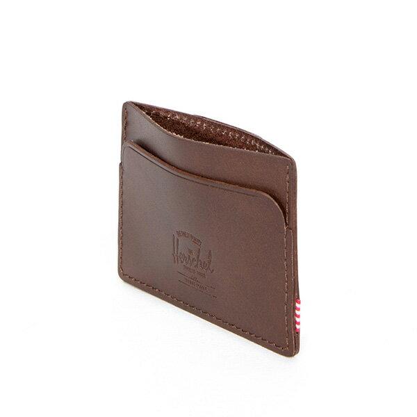 【EST】HERSCHEL FELIX WALLET 皮革 卡夾 鈔票夾 深咖啡 [HS-0159-639] F0421 2