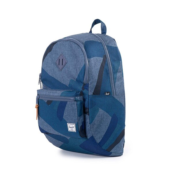 【EST】HERSCHEL LENNOX 電腦包 後背包 水墨 藍 [HS-0181-705] F0421 2