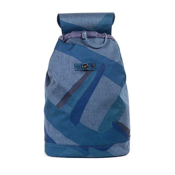 【EST】HERSCHEL REID 束口 扣式 後背包 水墨 藍 [HS-0182-705] F0421 1