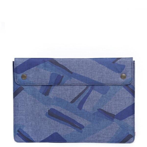 【EST】Herschel Spokane Ipad Air包 藍 [HS-0193-705] F0429 0