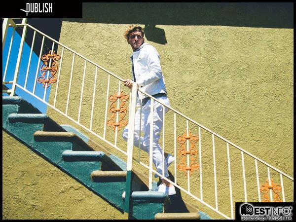【EST】PUBLISH LEGACY JOGGER PANTS WHITE 長褲 工作褲 束口褲 [PL-4049-001] 白色 W28~36 F0206 0