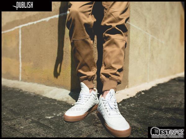 【EST】Publish Legacy Jogger Pants Tan 長褲 工作褲 束口褲 [PL-4049-537] 卡其 W28~36 F0206 0