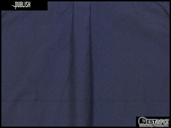 【EST】PUBLISH ELIAS SHIRT 刺繡 羽毛 拼接 點點 短袖 襯衫 [PL-5009-086] 深藍 S~L E0617 2