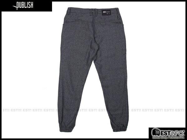 【EST】PUBLISH BRUSWICK JOGGER 束口褲 [PL-5088-086] W28~34 E0930 1