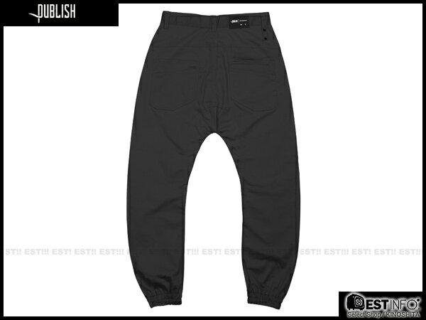 【EST】Publish Kelson Jogger 束口褲 [PL-5091-165] W28~W34 E0930 1