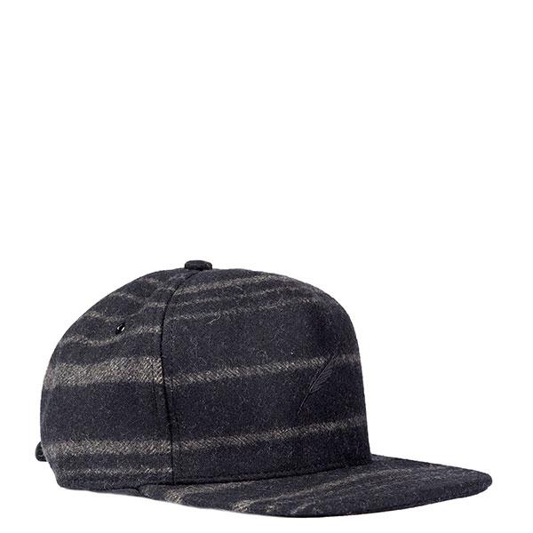【EST】PUBLISH ROARKE SNAPBACK 羊毛氈 棒球帽 [PL-5119] 黑/酒紅 E1104 0